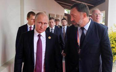 Deripaska čini usluge Kremlju iz pragmatičnog interesa