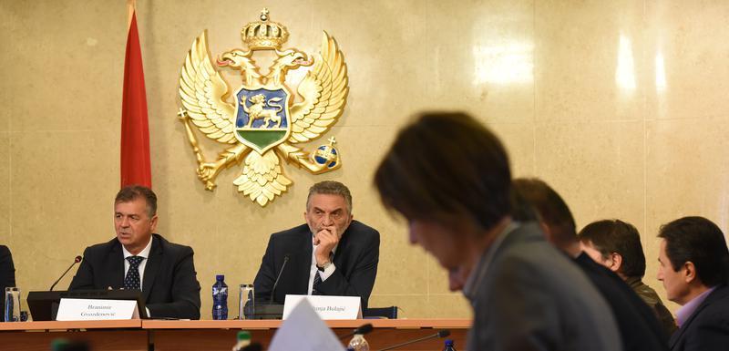 Opozicija čeka stav DPS-a: Sa sjednice Odbora