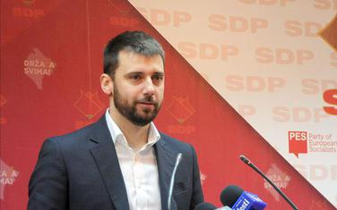 Vlast mora da poštuje zahtjeve EU: Zeković