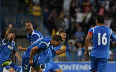 Puno utakmica: Fudbaleri Sutjeske