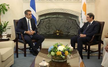 Sa sastanka dvojice lidera