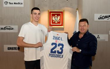 Luka Žugić i Dragan Bokan