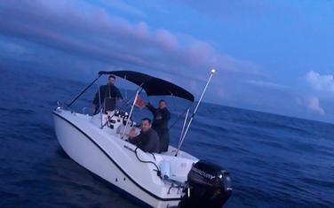 Sa akcije na moru