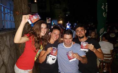 Sa promocije festivala u regionu