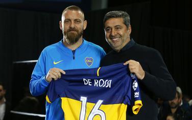 De Rosi sa predsjednikom Boke