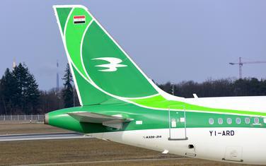 Avion Iraki ervejza (Ilustracija)