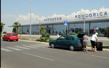 Aerodrom Podgorica: Ilustracija