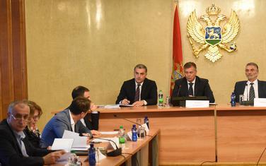 Izborne zakone mijenjali bez opozicije: Sa sjednice Odbora