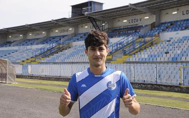 Zaharija Alharaiš, popularni Ziko, igrao je prošle sezone za Sutjesku