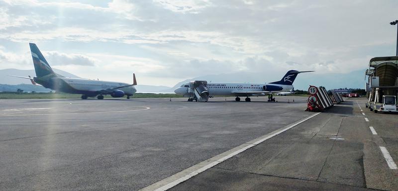 Godinama će biti limitiran, a njegov razvoj posebno važan za turizam: Sa aerodroma Tivat