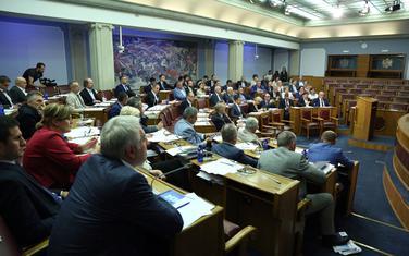 Sa današnje sjednice Skupštine