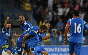 Sutjeska je u kvalifikacijama za LŠ eliminisala Slovan