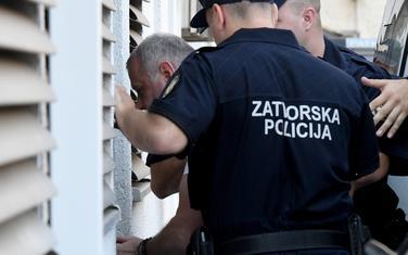 Privođenje Radulovića na saslušanje