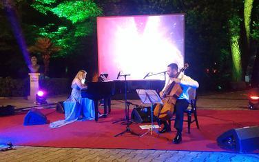 Sa koncerta Ane Vukazić i Igora Novaka