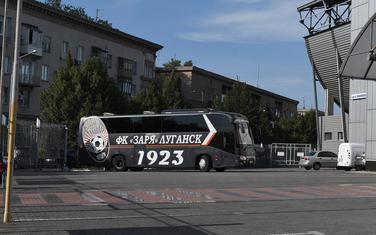 Plato ispred stadiona Zarje