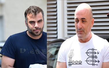 Bojan Petričević i Saša Jokić