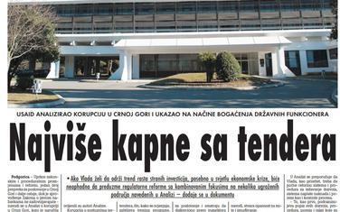 Vijesti, 2. avgust 2009