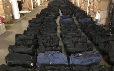 Njemačka policija zaplijenila 4,5 tona droge iz kontejnera broda koji je došao iz Urugvaja