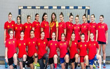 Crnogorske kadetkinje