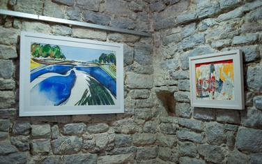Mediteran u djelima crnogorskih slikara