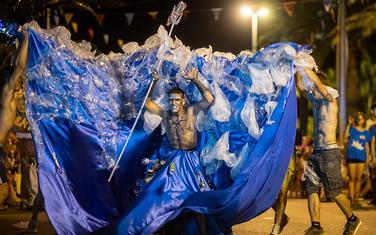 """""""Bijesni Posejdon"""" na karnevalu"""