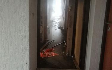 Stan nakon eksplozije