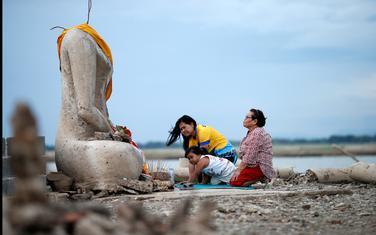 Ostaci hrama Vat Nong Bua Jai
