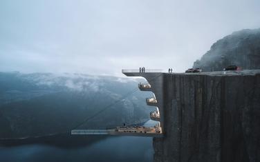 Hotel će u ponudi imati bazen sa staklenim dnom
