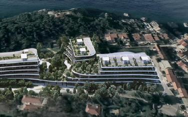 """Budući izgled hotela """"Kraljičina plaža"""""""