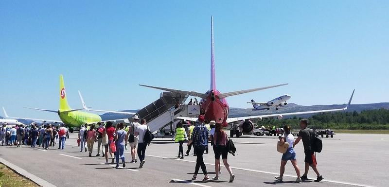 EK savjetovala da se pričekaju nova zakonska rješenja: Aerodrom Tivat