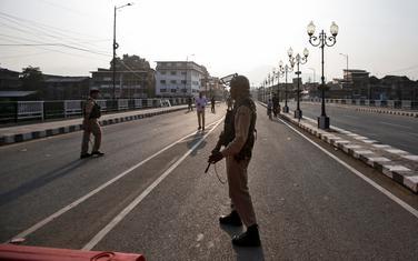 Indijska vojska u Kašmiru