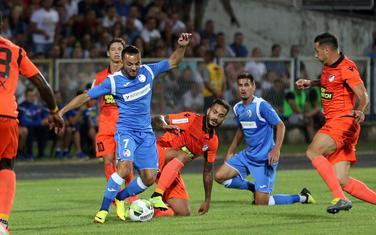 Sa utakmice Sutjeska - APOEL