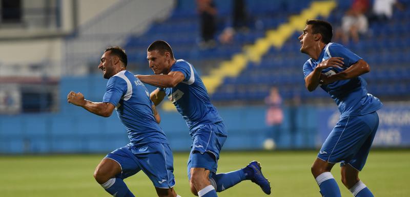 Fudbaleri Sutjeske slave gol Kojaševića