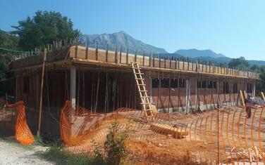 Gradilište Dnevnog centra
