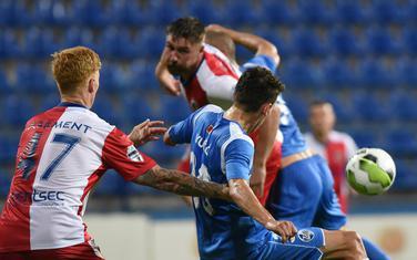 Sa utakmice Sutjeska - Linfild