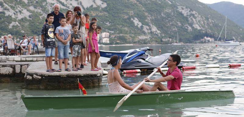 Gondola ljubavi i mira