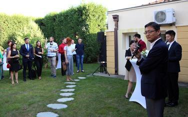 Ambasada Kine u Podgorici