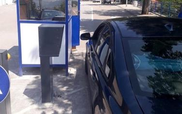 Počela naplata: Parking u Starom Baru