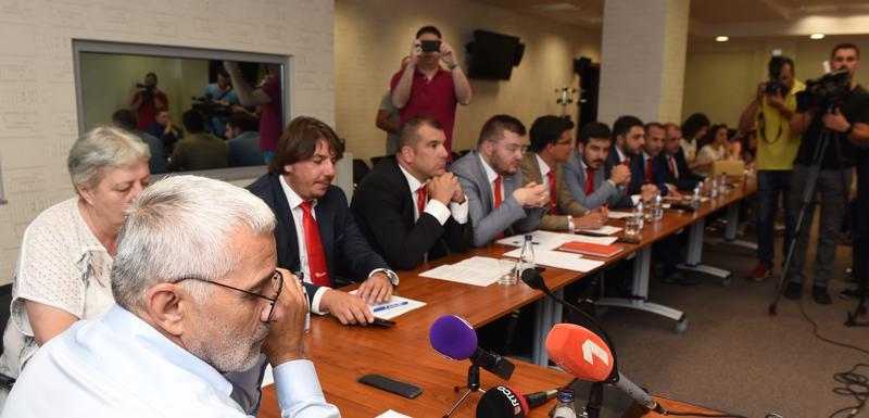 """Sa sastanka pokreta """"Odupri se"""" i crnogorske opozicije"""
