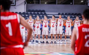 Kadetska košarkaška reprezentacija