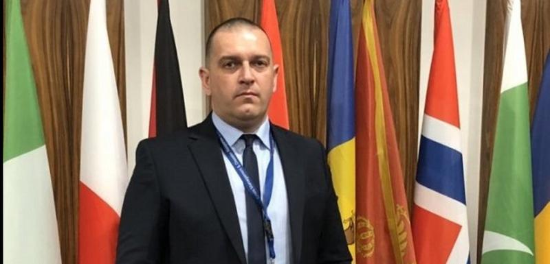 Na čelu priznatog saveza: Andrija Čađenović