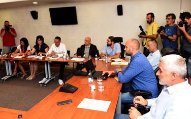 Sporazum je obavezujući: Sa nedavnog sastanka Pokreta i opozicije