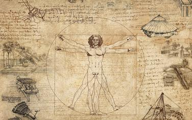 Slavni Leonardov crtež