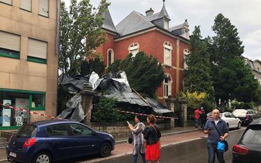 Posljedice tornada u Luksemburgu