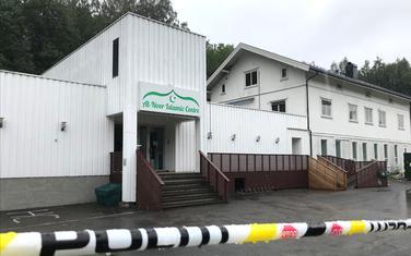 Islamski centar u kojem se desila pucnjava