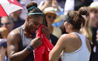 Serena Vilijams i Bjanka Andreesku