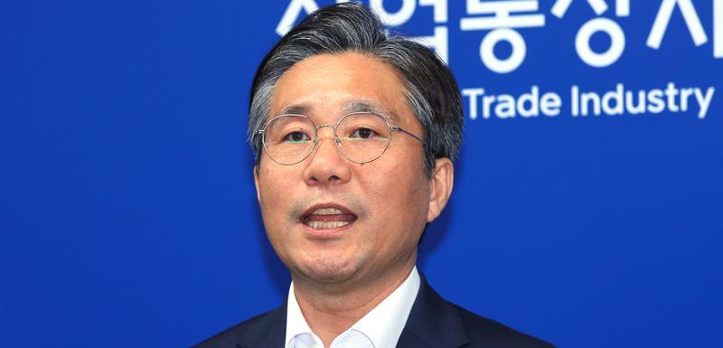 Južnokorejski ministar trgovine Sung Iun Mo