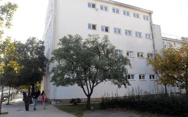 Dom učenika u Podgorici