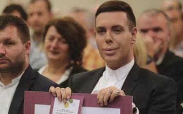 Biznismen i humanitarac: Jovanovski