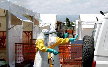 Zdravstveni radnici u Gomi
